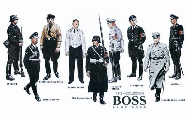 What would modern German Wehrmacht/Waffen-SS military