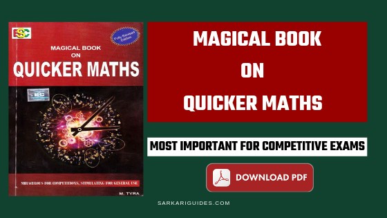 How to successfully use the book on quicker maths by M Tyra
