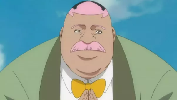 male Fat anime characters