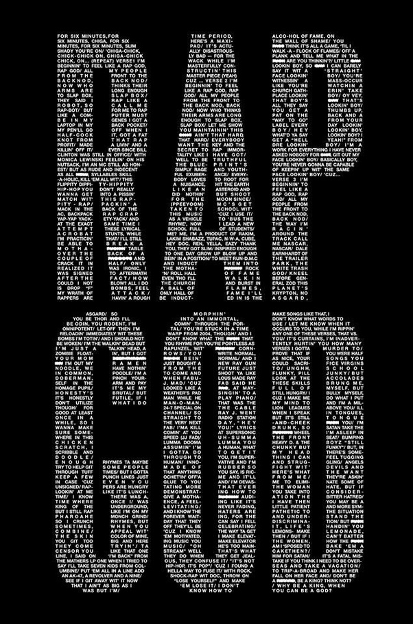 Why is Eminem considered as Rapgod? - Quora