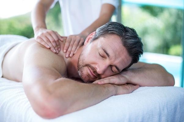 Sensual massage buckinghamshire