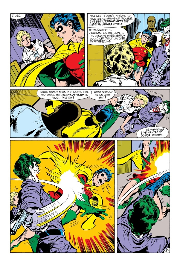 Why does the Joker kidnap and hurt Robin as Jason Todd? - Quora
