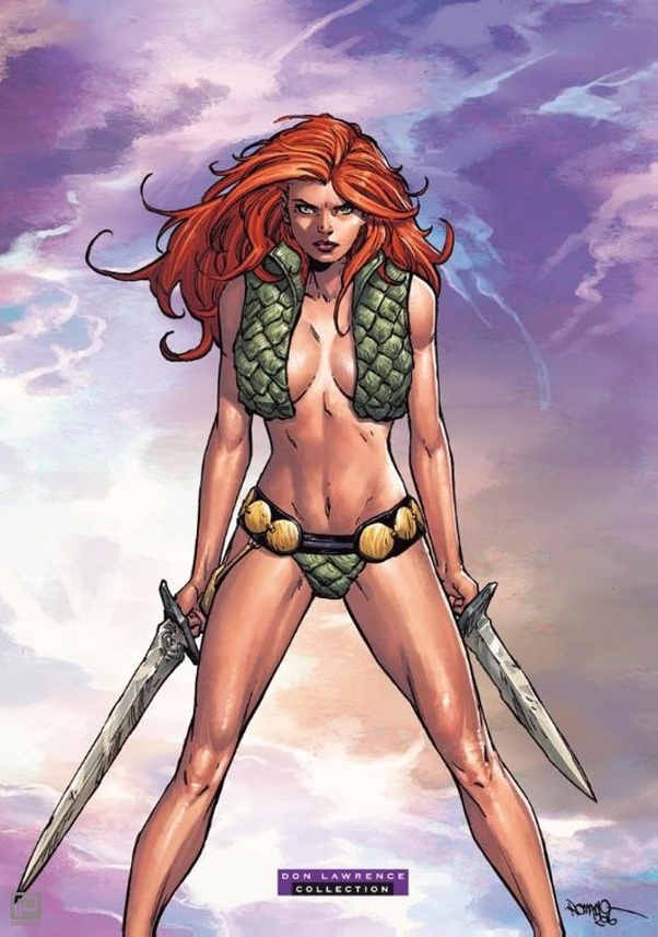 Comic chicks sexy Uncensored Adult