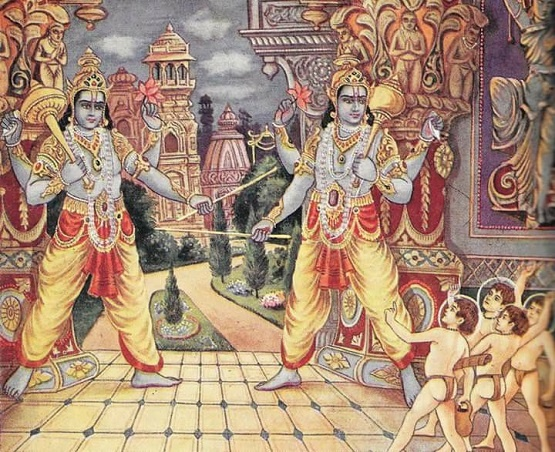 Did Ravana ever worship Lord Vishnu? - Quora