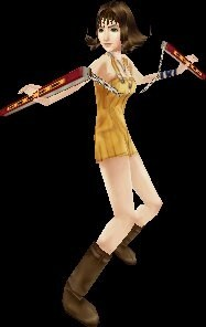 Another Character From The Final Fantasy Series That Just Straight Up Annoys Me Is Selphie Tilmitt FF VIII My First And Therefore One Of