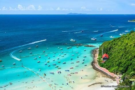 Is it better to go to Phi Phi Island in Phuket, to Coral