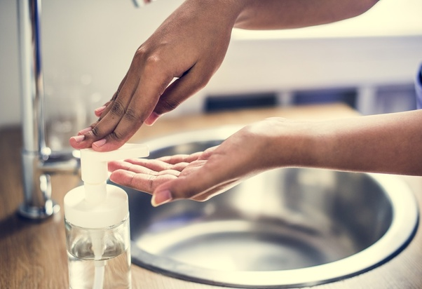 How does hand sanitizer work? - Quora