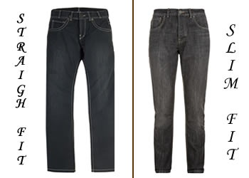 2530fac36f3 What is the difference between regular fit and straight fit jeans ...