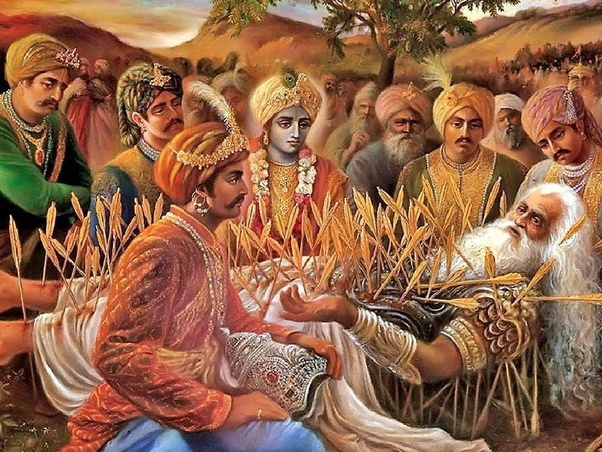 What Are Some Mind Blowing Facts About Bhishma In Mahabharata Quora