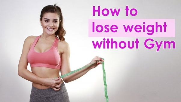 How to lose my weight below waist without gyming quora