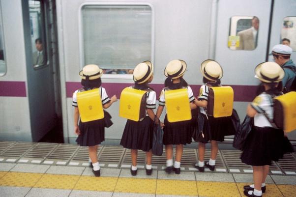 Japanisch Teen Amateur Öffentlich