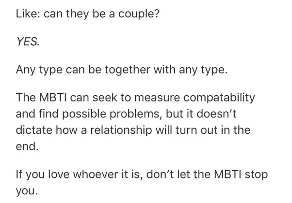 Infj and istp compatibility