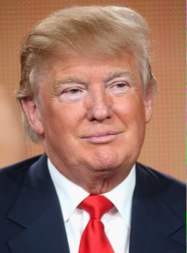 Why does donald trump have orange skin quora for Too faced ceo