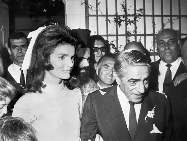 How old was jackie kennedy when jfk died