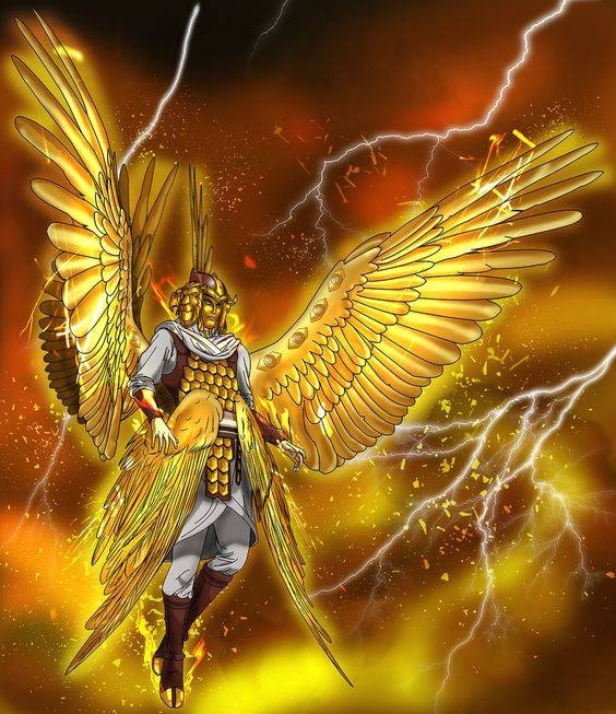 What are some characteristics of cherubim and seraphim ...
