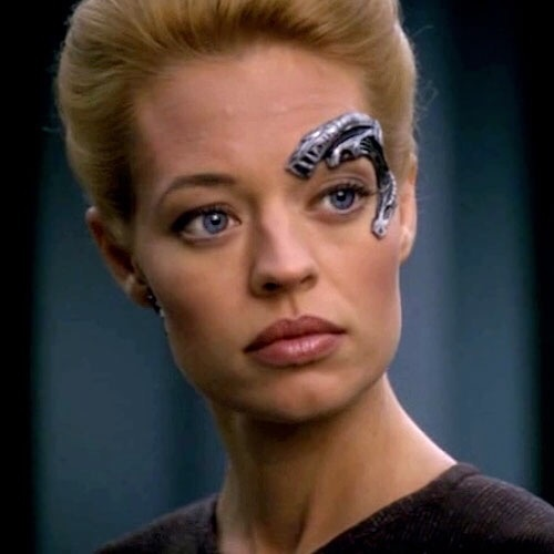 What Is Your Opinion Of 7 Of 9 In The Series Star Trek Voyager Quora