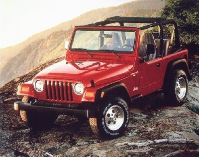 Which jeep is better--YJ or TJ and why? - Quora