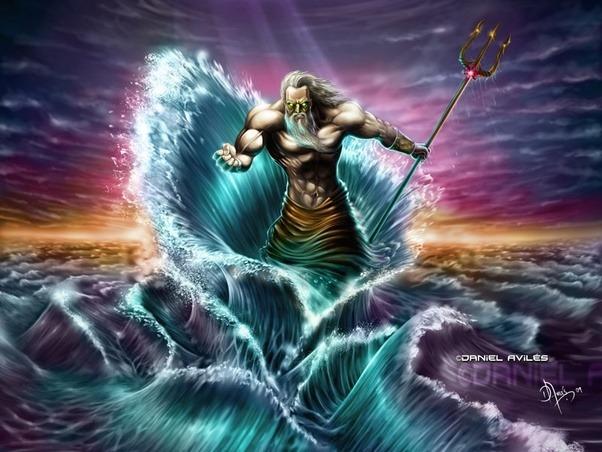 What Are Poseidons Powers Quora