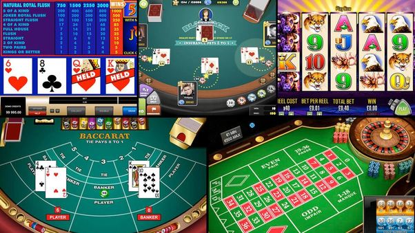 What casino game has the best odds? - Quora