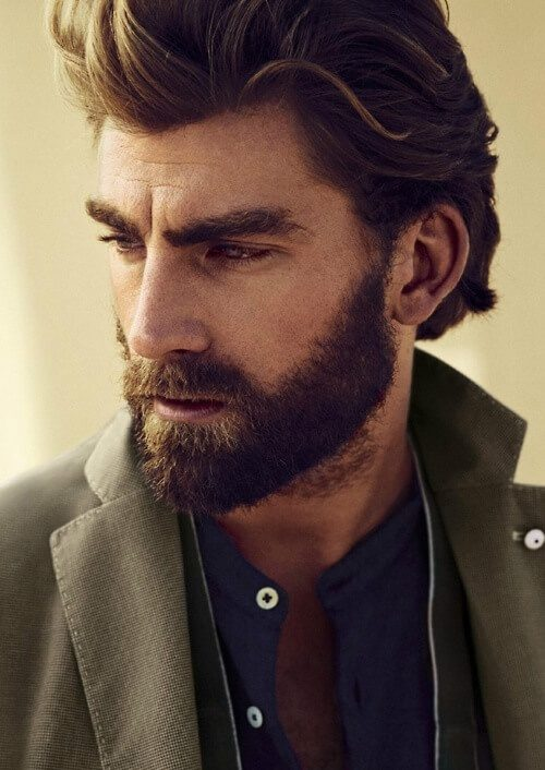 How To Straighten Your Curly Beard 5 Simple Ways