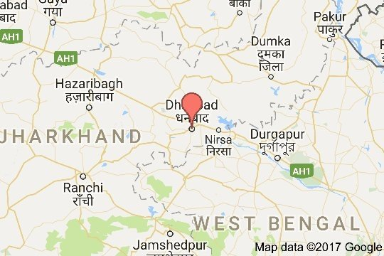 Where Is Dhanbad Situated Quora - Dhanbad map