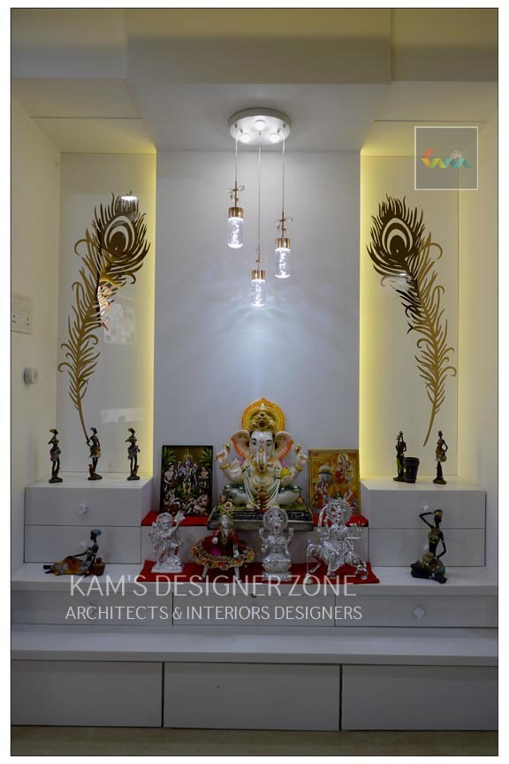 Room Maker Design: What Are Some Best Pooja Room Interior Designs?