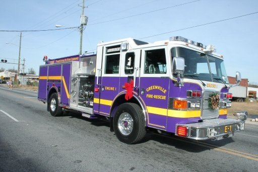why are fire trucks not purple quora