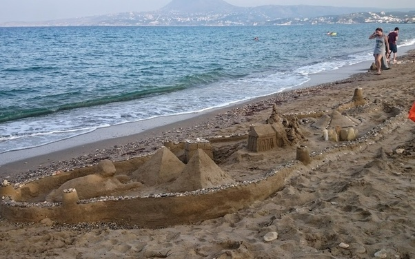 What Are Some Examples Of Things Made Out Of Sand Quora