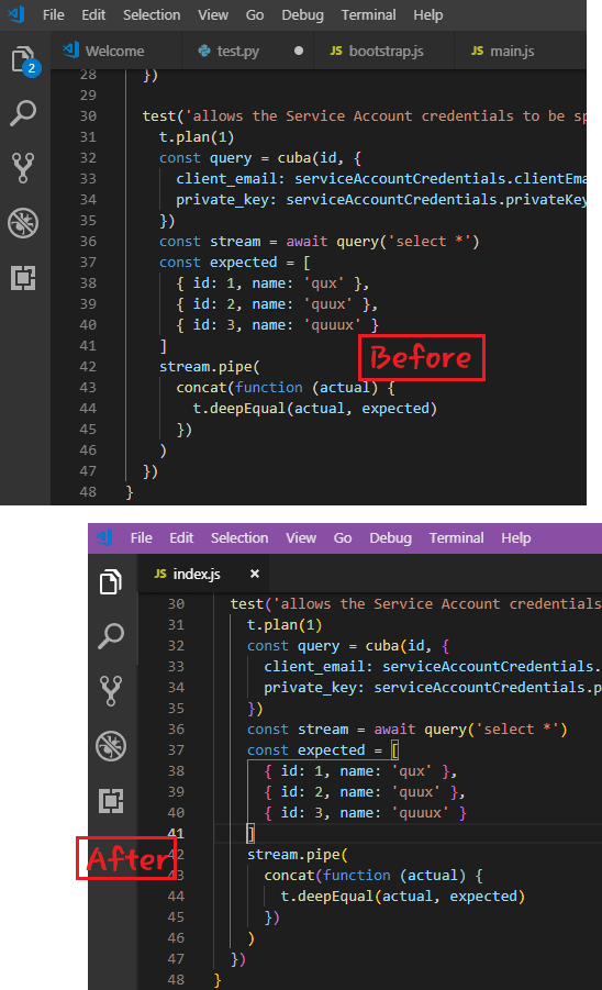 What are the most useful extensions for VS Code? - Quora