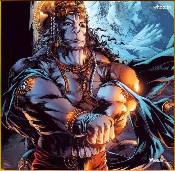 does anyone know the real strength of hanuman quora