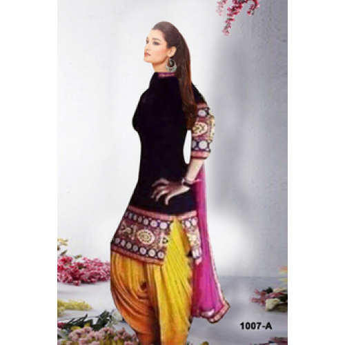 What Color Combination Of Dupatta Would Match On A Hot