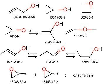 What Are The Functional Isomers Of C3h6o Also Give A