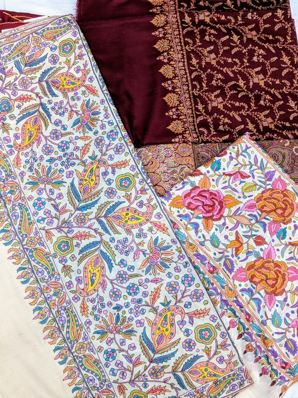How Much Does A Pure Wool Pashmina Shawl Cost In India