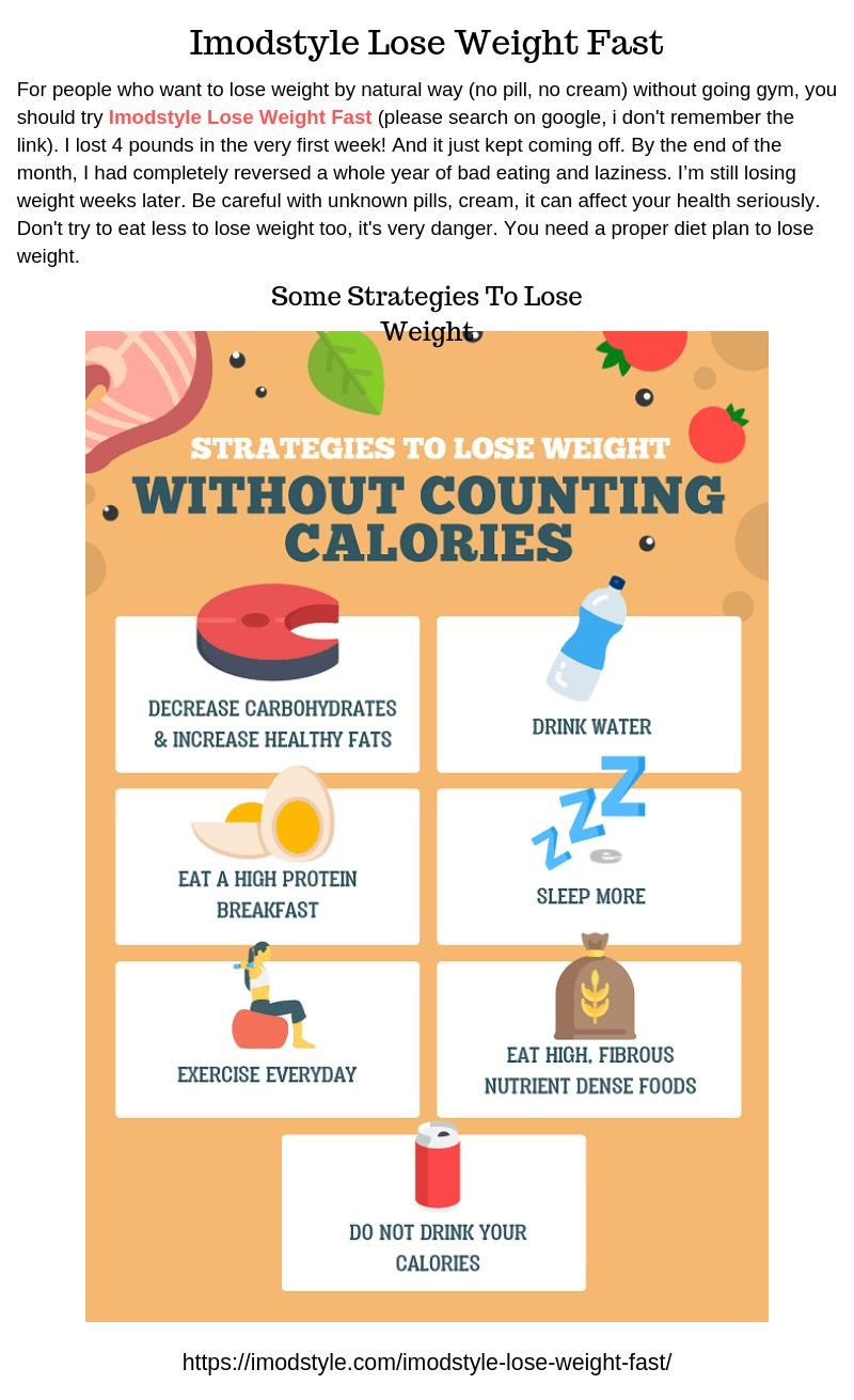 food i can eat to lose weight fast
