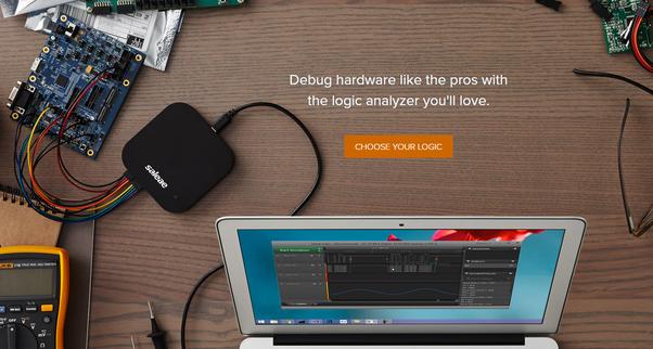 Probe Logic Circuit Simulator Applet