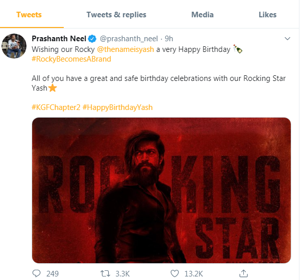 Did You Like The Poster Of The Movie Kgf 2 Who Is The New Character Adheera Quora