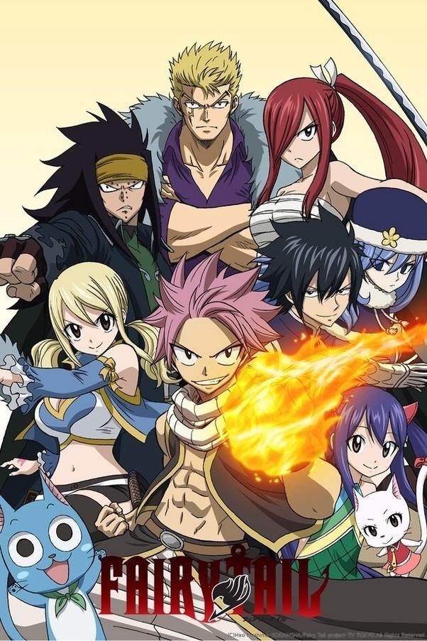 What Does Nakama Mean In Fairy Tail Quora