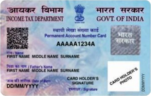 how to change my photo in pan card