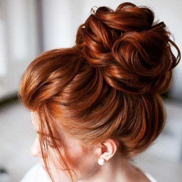What Are The Different Types Of Hair Buns Quora