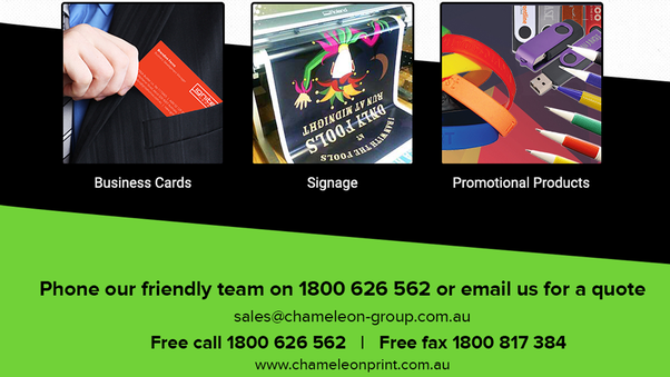 What is the best business card service quora the best business card service is chameleon print group in australia providing standard and customised business card you can choose your design logo colourmoves