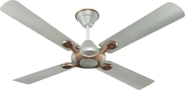 Why do ceiling fans in the us have 4 or 5 blades and fans in india therefore it works slower and just spread the air from the acs to the whole of the room in colder energy more blades means more air flow but at the loss mozeypictures Choice Image