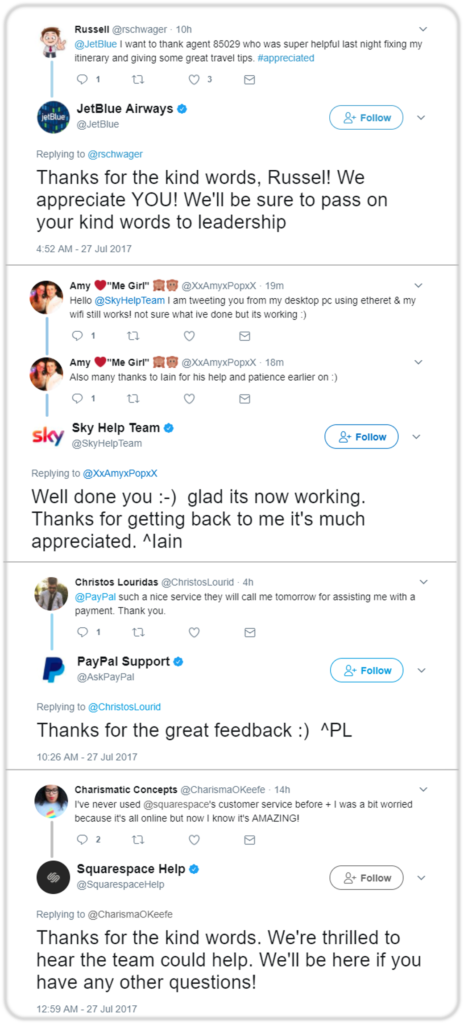 What Are The Best Examples Of Customer Support On Twitter Quora