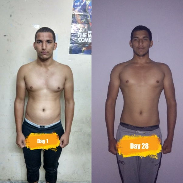 Here Are Some Comparison Pics