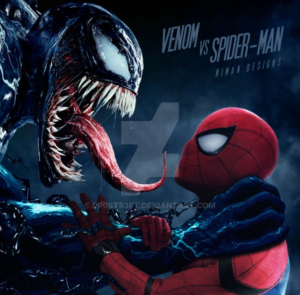 Will venom ever meet spider man
