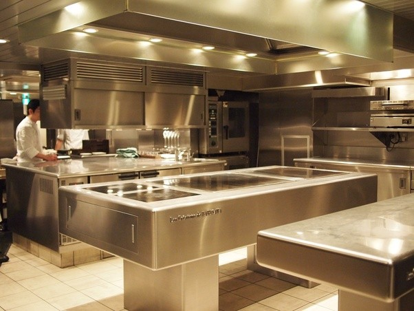 What\'s a state-of-the-art kitchen like at a Michelin-rated ...