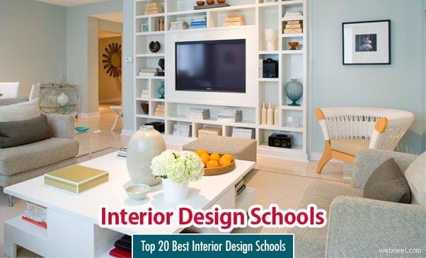what are the best interior design schools around the world quora rh quora com best interior design schools in florida best interior design schools in california