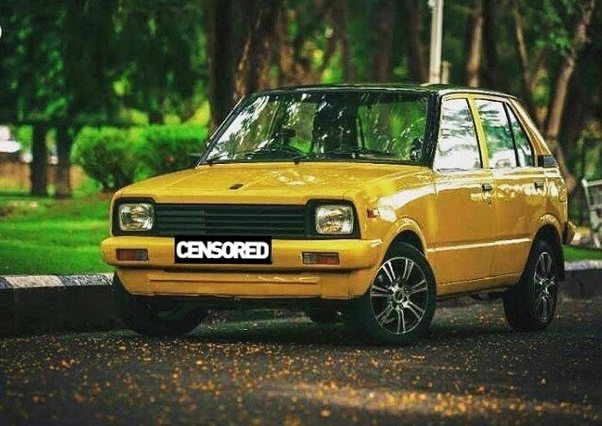 How To Modify My Maruti 800 Quora
