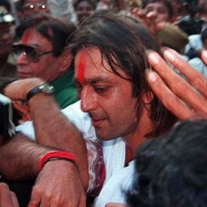 What great thing has a guy like Sanjay Dutt achieved that