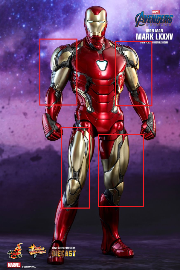 What Benefits Will The Mark 85 Armor Have In The Avengers Endgame