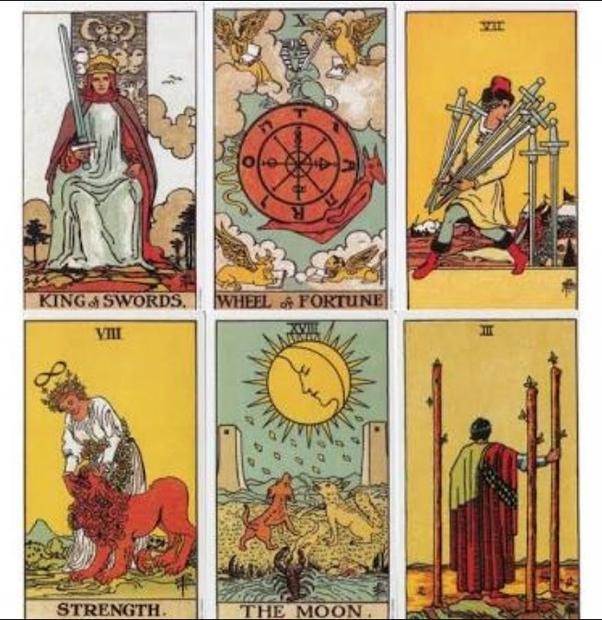 Which are the best tarot decks? As a beginner, which tarot deck